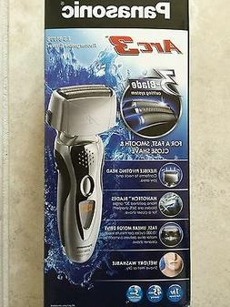 Wet/Dry Shaver with Nanotech Blades