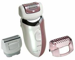 Panasonic Wet/Dry Two Speed Epilator Model: ES2045 With/Two