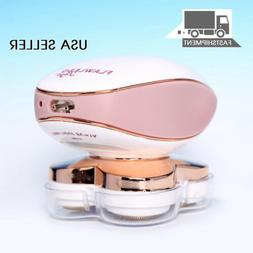 Women Legs Hair Removal Rechargeable Painless Cordless Epila