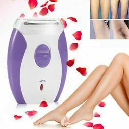 Women Rechargeable Hair Removal Lady Electric Body Epilator