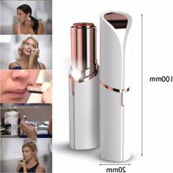 Womens Electric Brows Trimmer Razor Hair Remover Facial Face